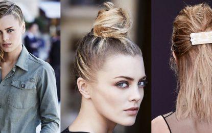 20 Ideen Für Frisuren Und Trend für Herbst/Winter 2018 in Ihren Haaren