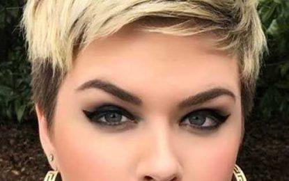 2018 Sehen Muss, Abgehackten Kurze Haarschnitte