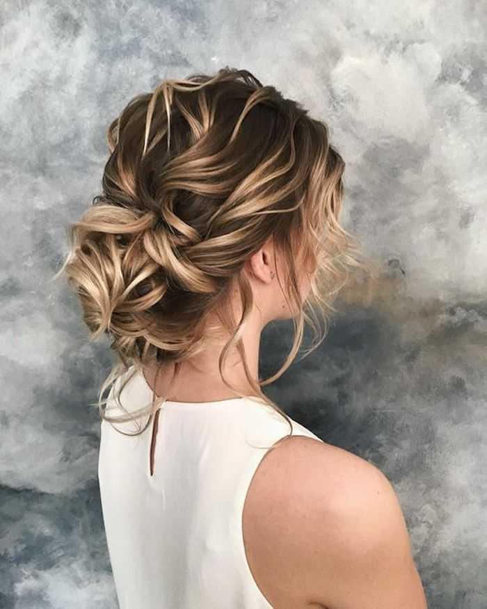 Wedding Hairstyles Junior Bridesmaids: 46 Brautjungfern Frisuren, Die Sie