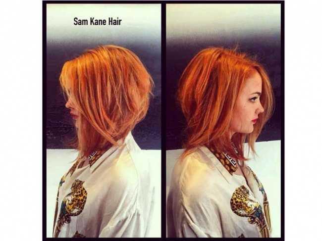 Halblange Haare Trend 2018 30 Modelle In Fotos Haar Frisuren