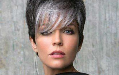 Herrliche Kurze Haarschnitte für Ältere Frauen