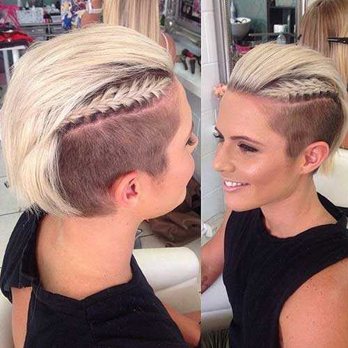 Neuesten Trends Kurzhaarfrisuren Fur Madchen 8 Haar Frisuren