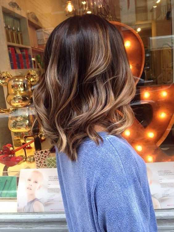 10 Winter Haarfarbe Ideen Für Das Jahr 2018 2019 Ombre