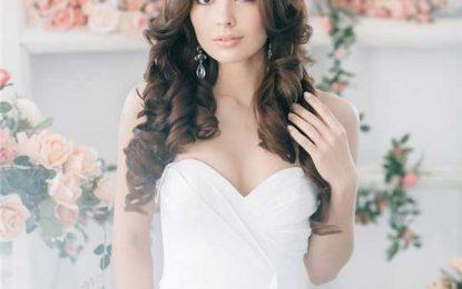 20 Moderne Brautfrisuren für Lange Haare