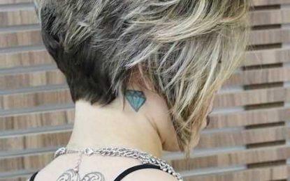 20 Sexy Gestapelt Frisuren für Kurze Haare : Kann man Sie Leicht Kopieren