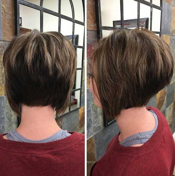 Kurze haare leichte frisuren