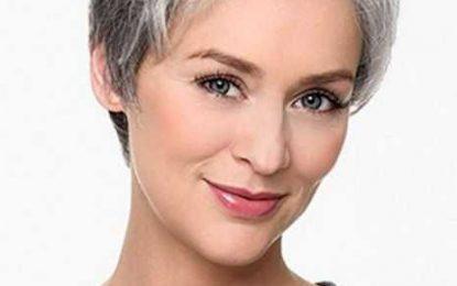 21 Beeindruckende Graue Frisuren Für Frauen