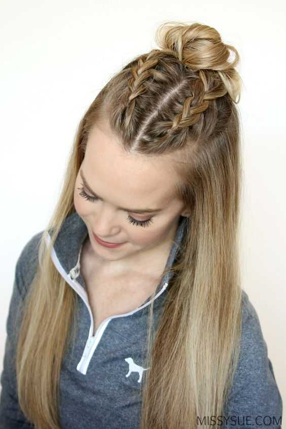 Frisuren fur lange haare zopf