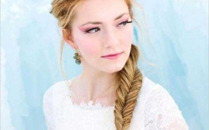20 Heißesten Brautjungfer Frisuren Für Lange Haare