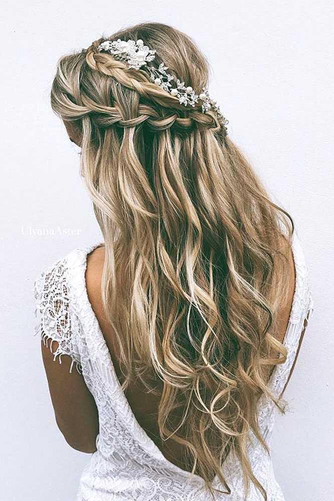 33 Lieblings Hochzeit Frisuren Fur Lange Haare Haar Frisuren