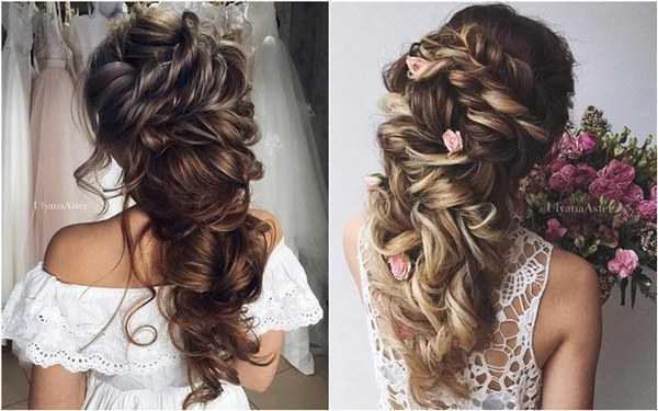 35 Hochzeit Hochsteckfrisuren Fur Lange Haare Von Ulyana Aster