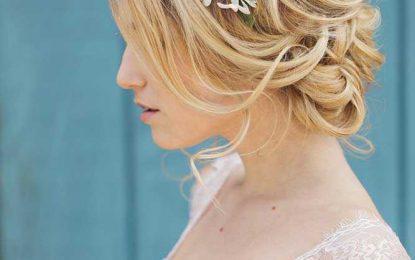 36 Heißesten Brautjungfern Frisuren Für Kurze & Lange Haare