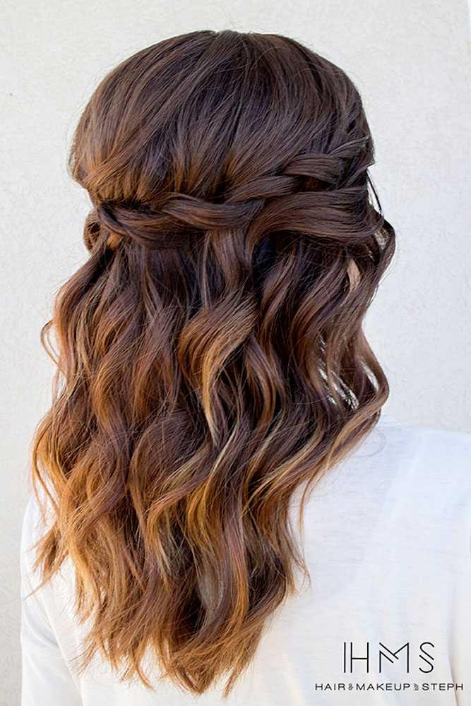 Frisuren lange haare zur hochzeit