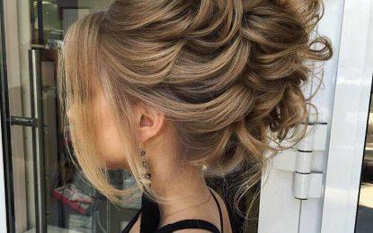 40 Reizvolle Abschlussball Hochsteckfrisuren für Lange Haare im Jahr 2018