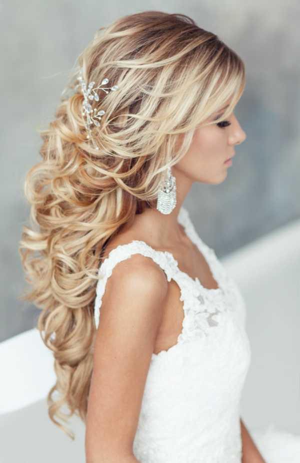 55 Romantische Hochzeit Frisur Ideen Mit Einer Perfekten Balance Von