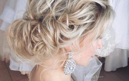 60 Hochsteckfrisuren für Dünnes Haar, Die Maximale Stil Zeigen