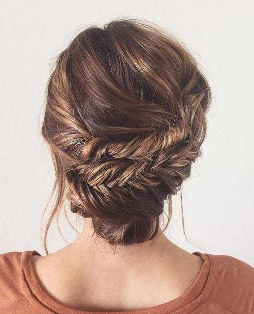Haar Frisuren 60 Hochsteckfrisuren Für Dünnes Haar Die Maximale
