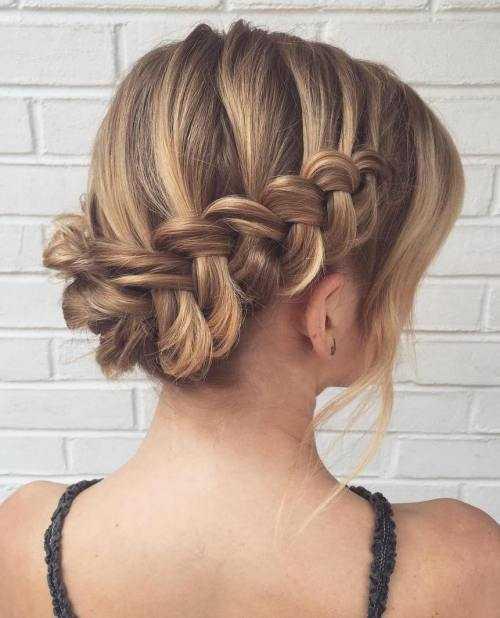60 Hochsteckfrisuren Für Dünnes Haar Die Maximale Stil
