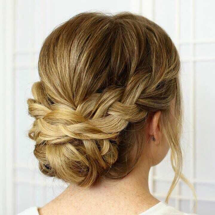 42 Hochzeiten Hochsteckfrisuren Fur Modebewusste Braute Haar Frisuren