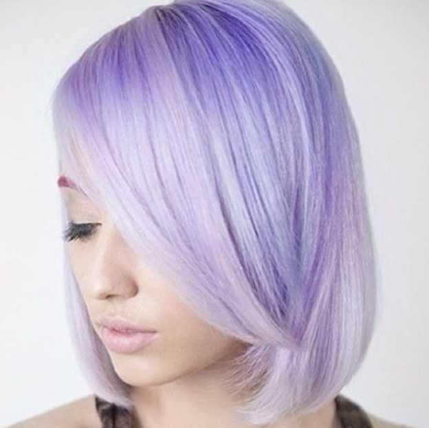 Grau Lila Haare Beautiful Graue Haarfarbe Grau Blonde Mittellange