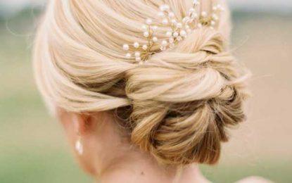 Top 10 fabelhafte Hochsteckfrisuren für Hochzeitsfrisuren
